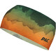 P.A.C. Headband Headwear orange/olive